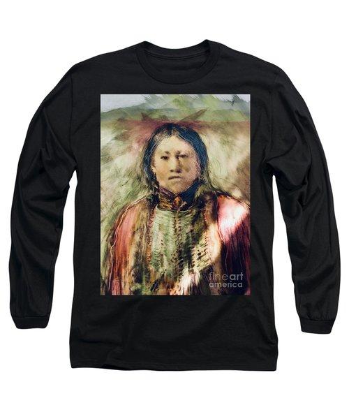 Spirit Healer Long Sleeve T-Shirt