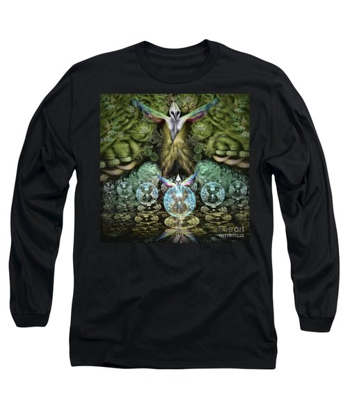 Spirit In The Woods Long Sleeve T-Shirt