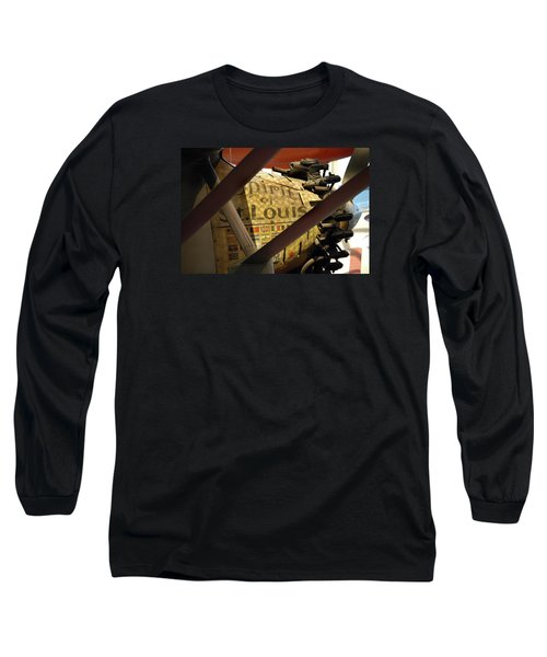 Spirit Of St Louis At Smithsonian Long Sleeve T-Shirt