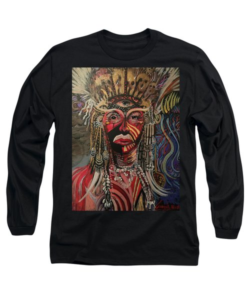 Spirit Portrait Long Sleeve T-Shirt