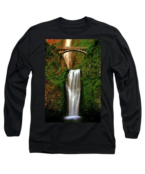 Spiritual Falls Long Sleeve T-Shirt