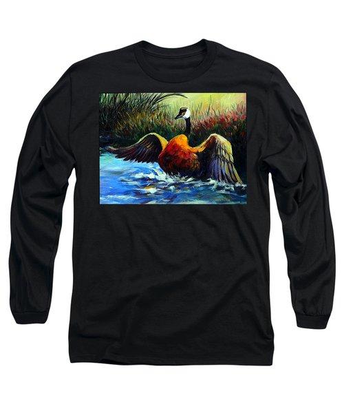 Splash Dance Long Sleeve T-Shirt
