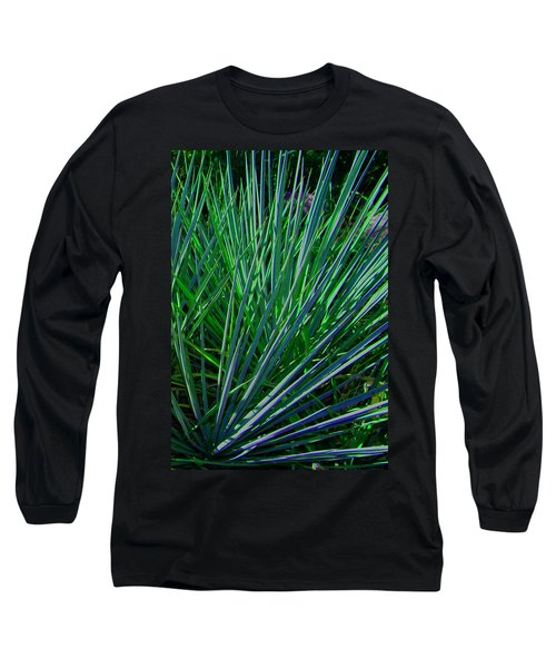 Long Sleeve T-Shirt featuring the photograph Splayed by Lenore Senior