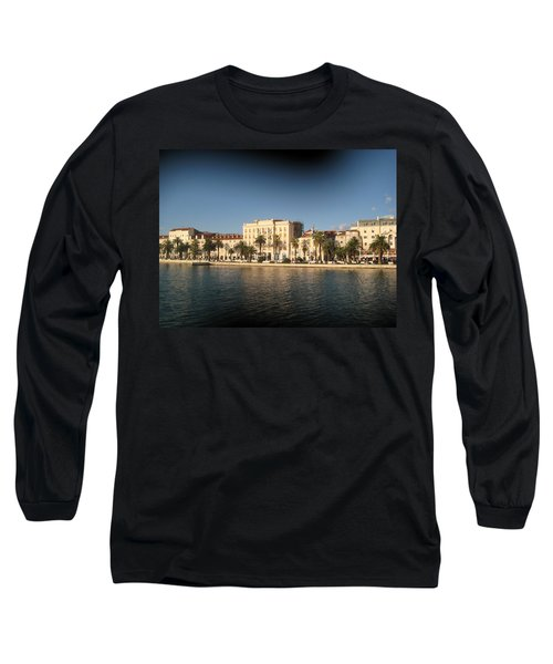 Split- Croatia Long Sleeve T-Shirt
