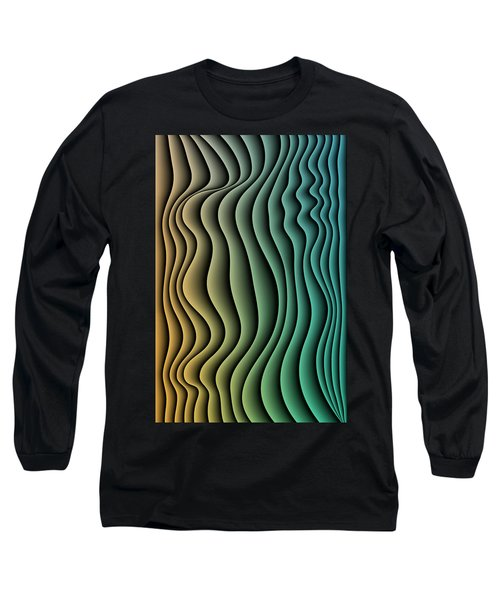 Split Infinities Long Sleeve T-Shirt