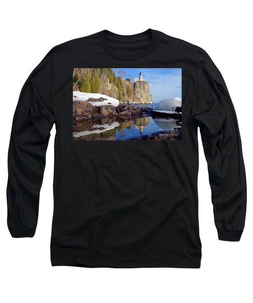 Split Rock Reflections Long Sleeve T-Shirt