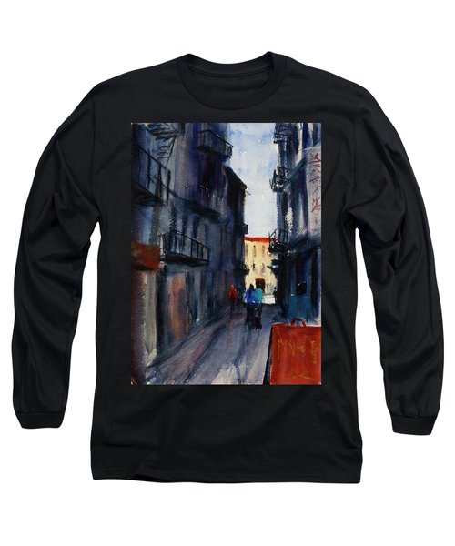 spofford Street5 Long Sleeve T-Shirt