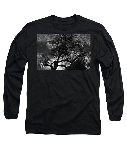 Spooky Tree Long Sleeve T-Shirt