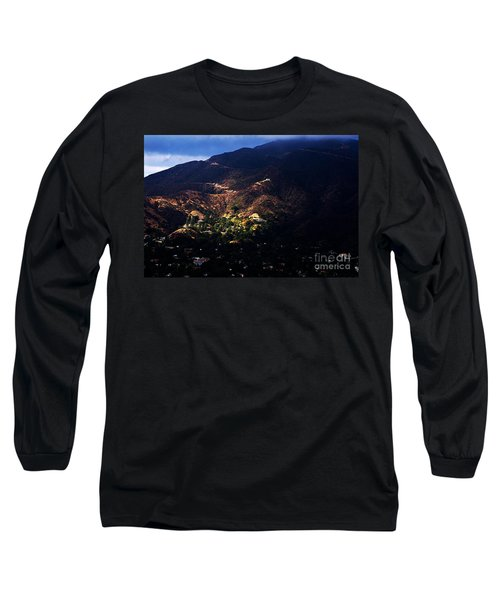 Spotlight From The Heavens Long Sleeve T-Shirt