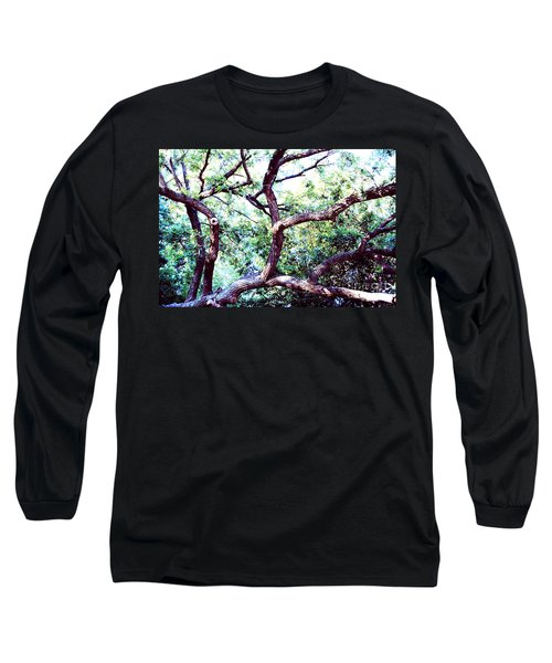 Sprawling  Long Sleeve T-Shirt by Jamie Lynn