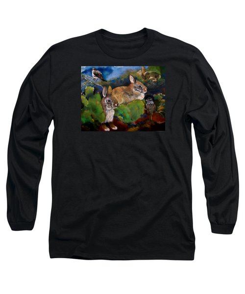 Spring Break Long Sleeve T-Shirt by Marika Evanson