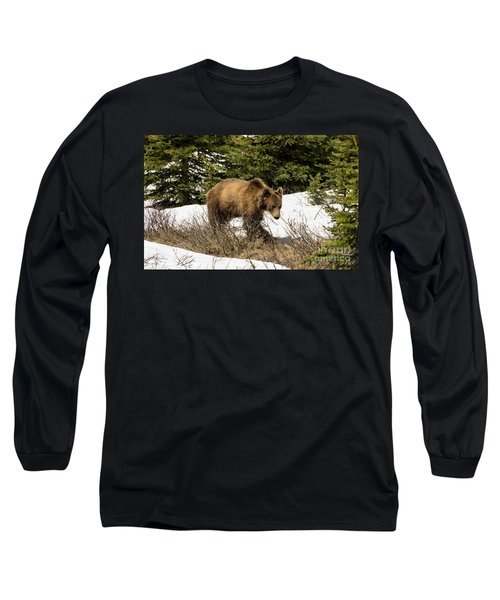 Spring Grizzly Long Sleeve T-Shirt