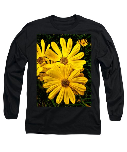 Spring Has Come To Georgia Long Sleeve T-Shirt