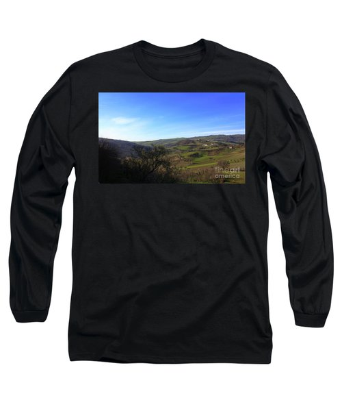Spring In Casacalenda Long Sleeve T-Shirt