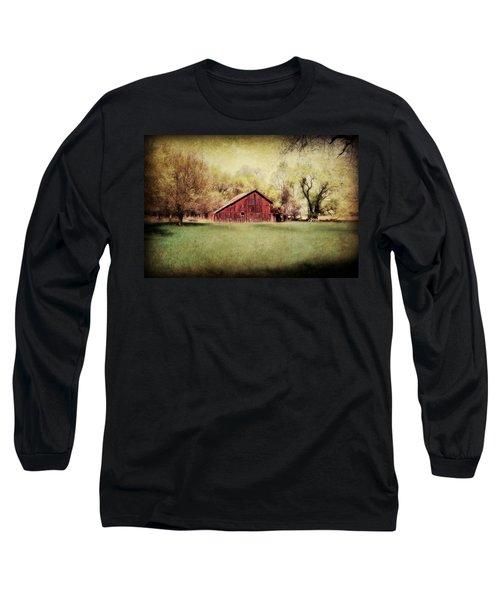 Spring In Nebraska Long Sleeve T-Shirt