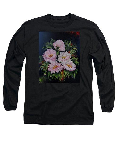 Spring Messangers Long Sleeve T-Shirt by Katia Aho