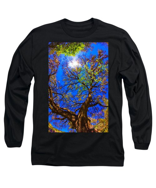 Spring Oak Long Sleeve T-Shirt