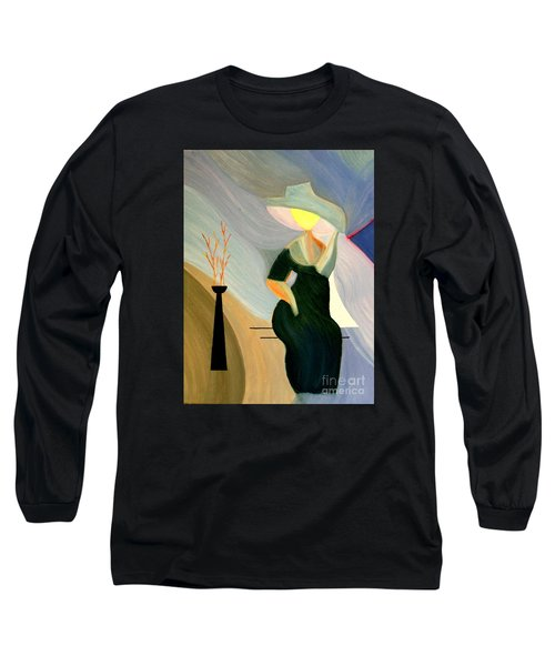 Springtime In Paris Long Sleeve T-Shirt by Bill OConnor