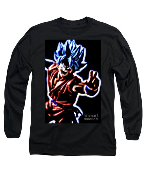 Ssjg Goku Long Sleeve T-Shirt
