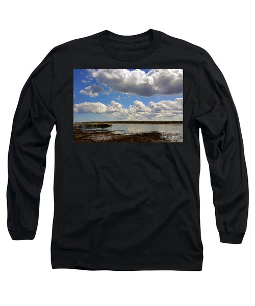 St. Andrews At Low Tide Long Sleeve T-Shirt