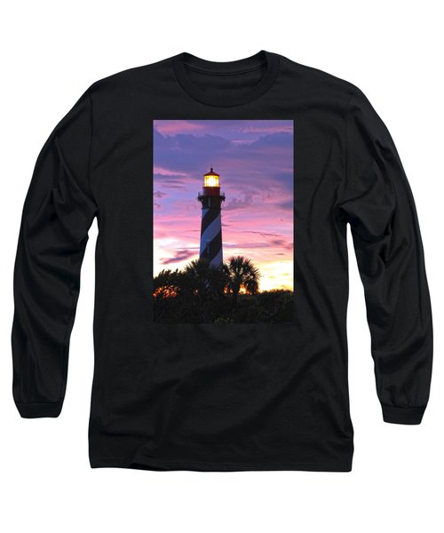 St. Augustine Light Long Sleeve T-Shirt