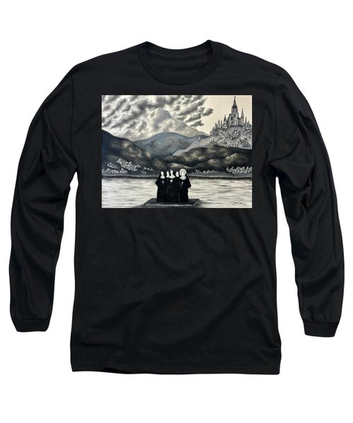 St. Franchea In Arran Long Sleeve T-Shirt