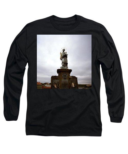 Saint John Of Nepomuk Long Sleeve T-Shirt