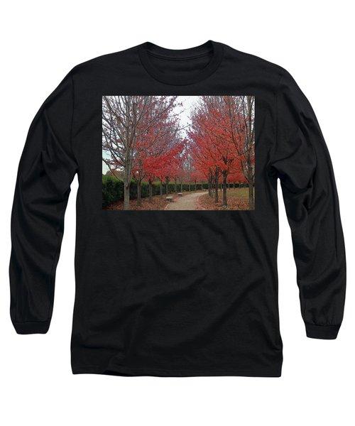 St. Louis, November 2015 Long Sleeve T-Shirt