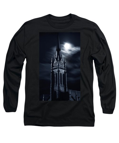 St Nicholas Church Wilkes Barre Pennsylvania Long Sleeve T-Shirt