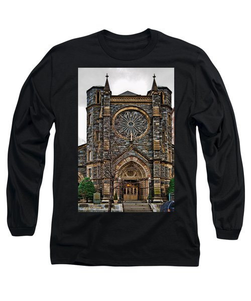 St. Patrick's Church Long Sleeve T-Shirt