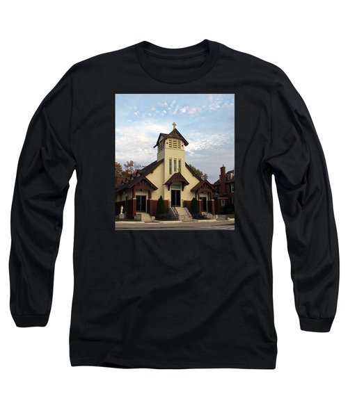 St. Rita's Church Long Sleeve T-Shirt