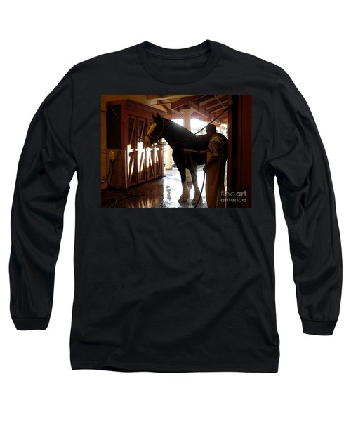 Stable Groom - 1 Long Sleeve T-Shirt