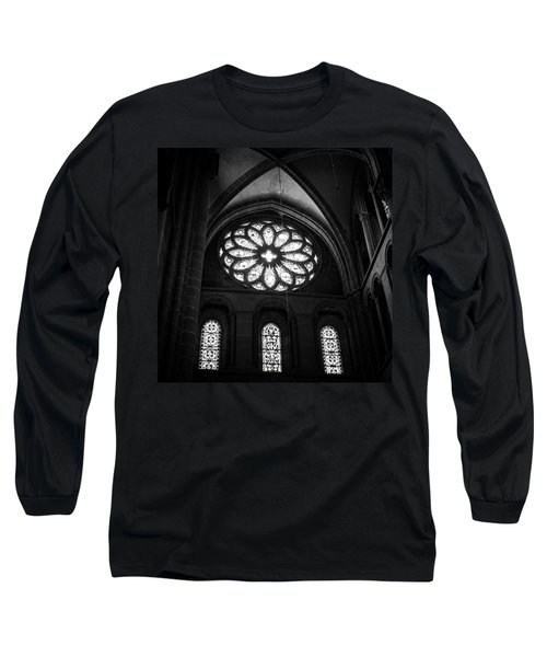 Stained Glass, St.peter's Cathedral Long Sleeve T-Shirt