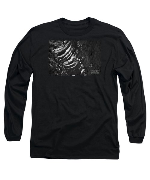 Stairs Of Time Long Sleeve T-Shirt