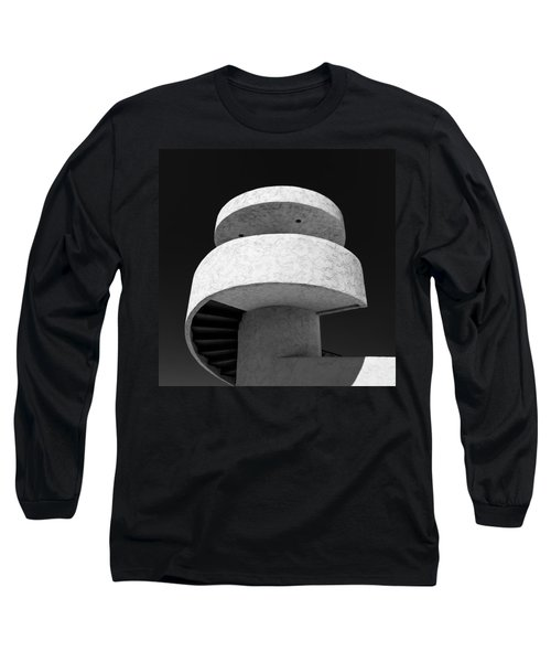 Stairs To Nowhere Long Sleeve T-Shirt