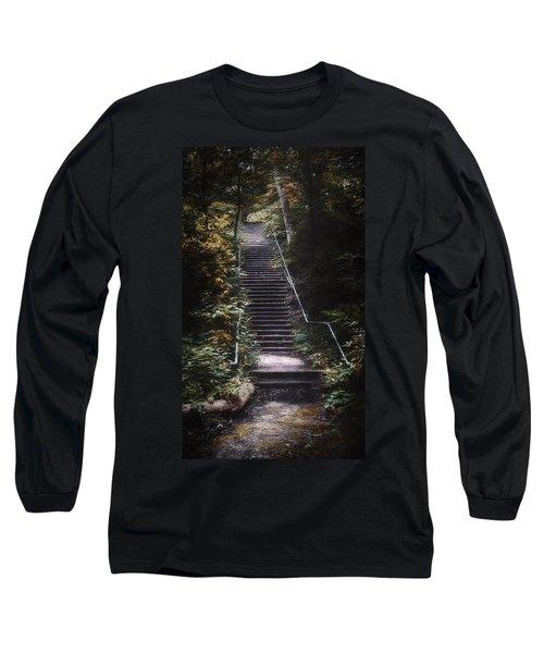 Stairway Long Sleeve T-Shirt