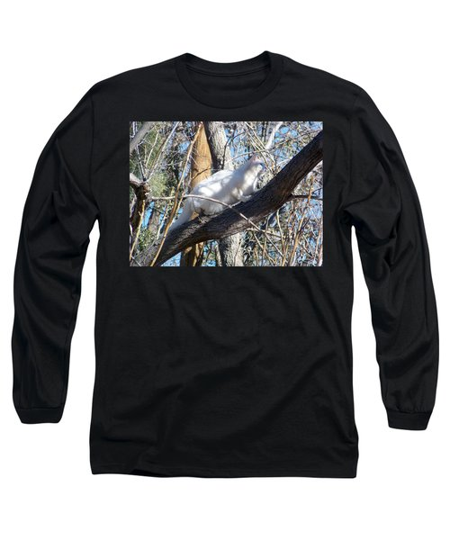 Stalking Ghost Long Sleeve T-Shirt