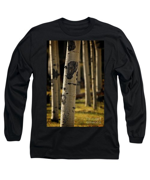 Standing Out Amongst The Others Long Sleeve T-Shirt