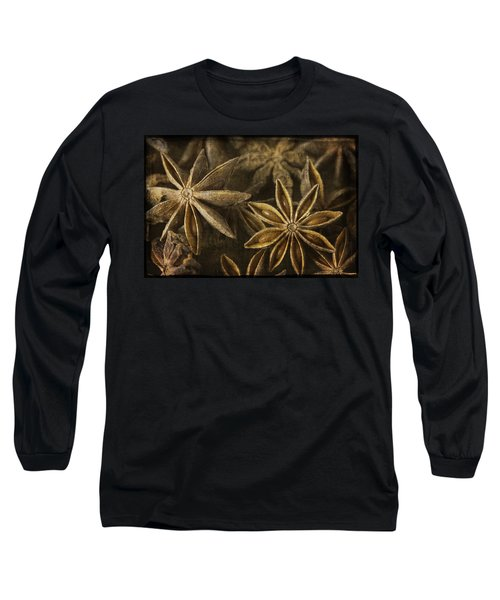 Star Anise Long Sleeve T-Shirt