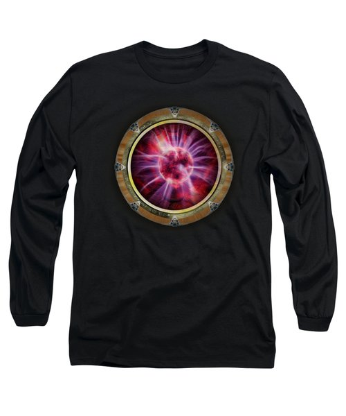Star Gateways By Pierre Blanchard Long Sleeve T-Shirt