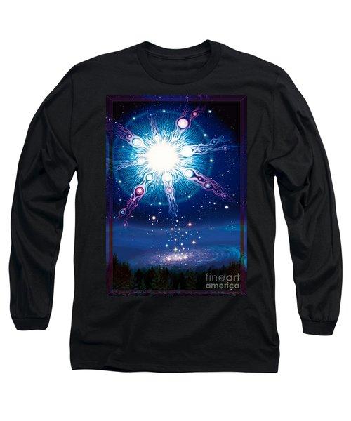Star Matrix Long Sleeve T-Shirt