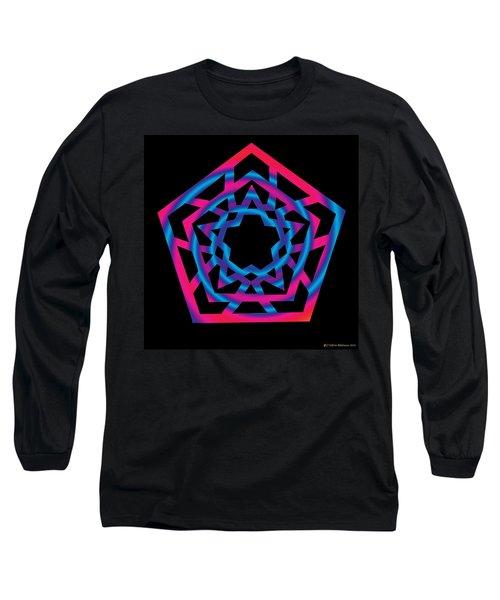 Star Of Enlightenment Long Sleeve T-Shirt
