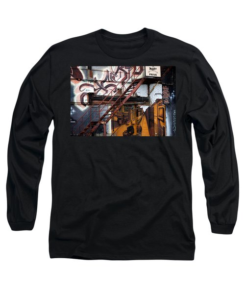Stare Stair Long Sleeve T-Shirt