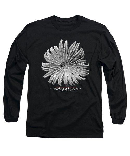 Starfish Transparency Long Sleeve T-Shirt