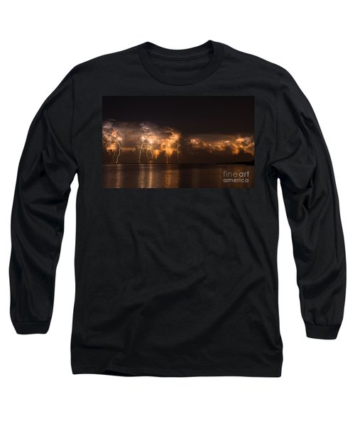 Stars And Bolts Long Sleeve T-Shirt