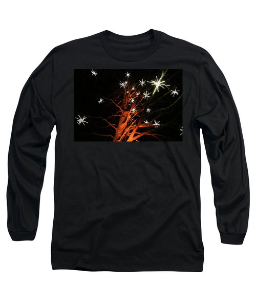 Stars In The Tree Long Sleeve T-Shirt