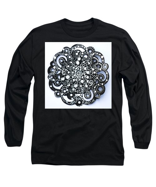 Stars Long Sleeve T-Shirt by Carole Brecht