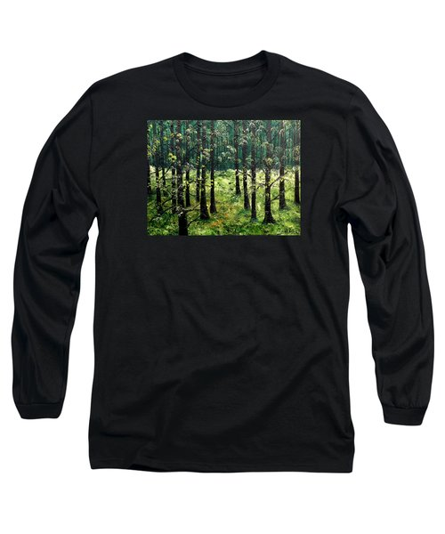 Starting The Game Long Sleeve T-Shirt