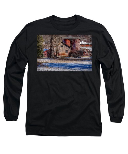 Starting To See Red Long Sleeve T-Shirt