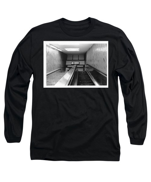 Station Stop  Long Sleeve T-Shirt